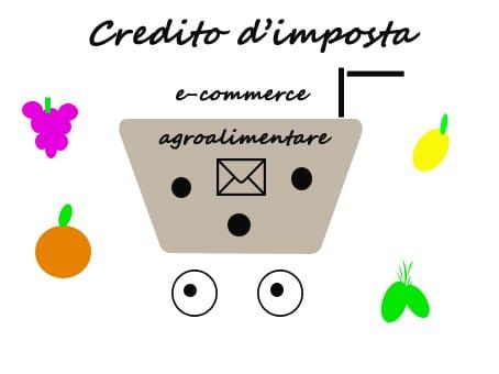 Incentivi per l'e-commerce nel settore agricolo ed alimentare